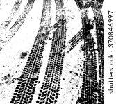 grunge background with black... | Shutterstock . vector #370846997