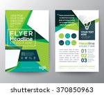 abstract triangle shape poster... | Shutterstock .eps vector #370850963