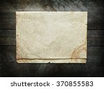 vintage background with old... | Shutterstock . vector #370855583