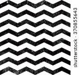 grunge chevron pattern | Shutterstock .eps vector #370855643