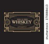 western design template for... | Shutterstock .eps vector #370888613