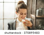 successful modern business... | Shutterstock . vector #370895483