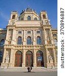 vienna  austria   may 8  2009 ... | Shutterstock . vector #370896887
