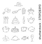 professional collection of... | Shutterstock .eps vector #370928393