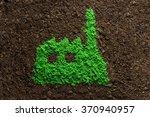 sustainable industrial... | Shutterstock . vector #370940957