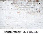 White Bricks  Urban Background