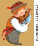 boy | Shutterstock . vector #371104523