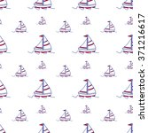 Seamless Baby Vector Pattern....