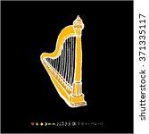 music poster illustration  ...   Shutterstock .eps vector #371335117