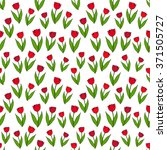 vector seamless pattern with... | Shutterstock .eps vector #371505727
