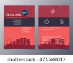 business and technology...   Shutterstock .eps vector #371588017