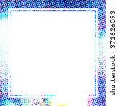 shining textured watercolor...   Shutterstock . vector #371626093