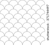 wave blue pattern. wave... | Shutterstock .eps vector #371744497