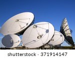Satellite Dish Antennas With...