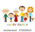 vector illustration. happy...   Shutterstock .eps vector #372033013