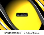 abstract business yellow... | Shutterstock .eps vector #372105613
