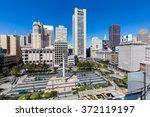 san francisco  california  ... | Shutterstock . vector #372119197