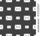 mail  envelope icon sign....