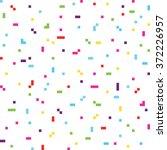 pixel art style old school... | Shutterstock .eps vector #372226957