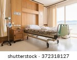 interior of an empty hospital... | Shutterstock . vector #372318127