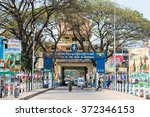 tachileik  myanmar   feb 26... | Shutterstock . vector #372346153