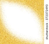 vector gold glitter abstract... | Shutterstock .eps vector #372372493