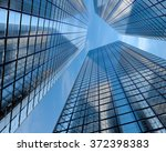 three skyscraper | Shutterstock . vector #372398383