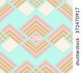 seamless bono geometrical...   Shutterstock .eps vector #372470917