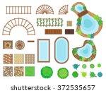 Landscape  Garden Elements....
