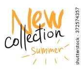 new collection of summer