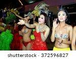 patong   phuket  thailand  ... | Shutterstock . vector #372596827