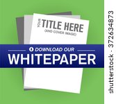 download the whitepaper or... | Shutterstock .eps vector #372634873
