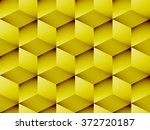abstract geometric isometric... | Shutterstock .eps vector #372720187