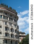 Small photo of Milan, Italy - September 5th, 2015: photo of Excelsior Hotel Gallia in Milan, Italy.