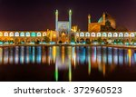 view of shah  imam  mosque in...   Shutterstock . vector #372960523