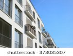 modern building | Shutterstock . vector #373035307