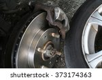 Disc Brake Replacement On Car