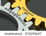 culture engagement concept... | Shutterstock . vector #373295647