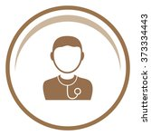 doctor icon.