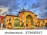 zaid mosque in tehran grand...   Shutterstock . vector #373430317