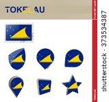 Tokelau Flag Set  Flag Set 236...