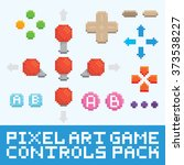 pixel art game controls and...