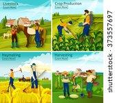 Farming 2x2 Design Concept Wit...