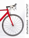 bicycle concept. partial view... | Shutterstock . vector #373616737