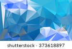 abstract geometrical background ... | Shutterstock .eps vector #373618897