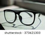 eyewear glasses | Shutterstock . vector #373621303