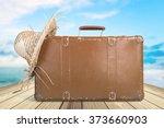 traveling. | Shutterstock . vector #373660903