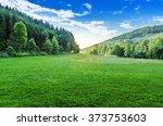 Mountainous Terrain And The...