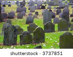 Historic Landmark Cemetery...