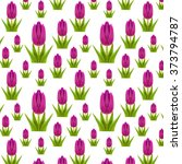Pattern Of Pink And Purple...